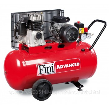 Поршневой компрессор Fini BK113-200-4 CE R3000