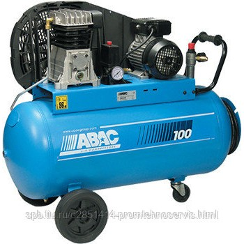 Поршневой компрессор Abac B 5900B / 100 CT 5,5