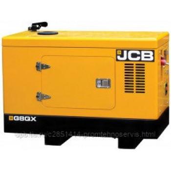 Дизельный генератор JCB G13QX с АВР