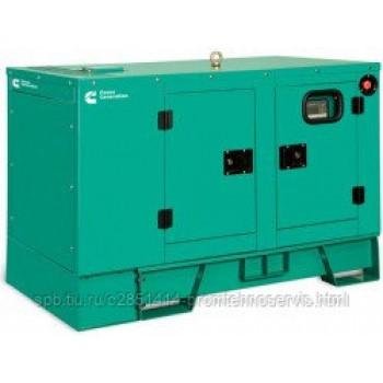 Дизельный генератор Cummins C11D5 в кожухе с АВР