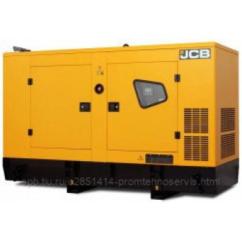 Дизельный генератор JCB G115QS с АВР