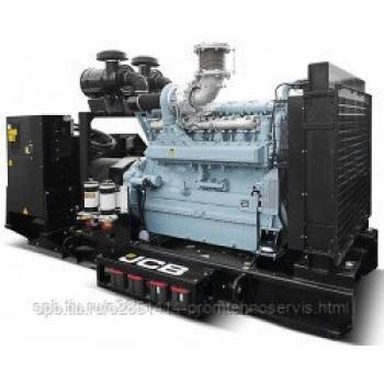 Дизельный генератор JCB G1000X с АВР