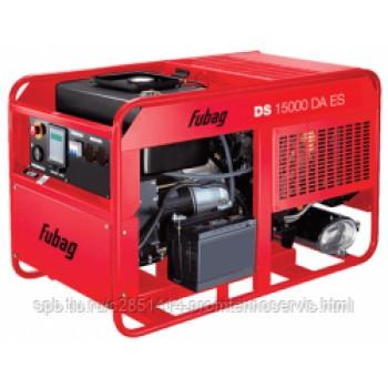 Дизельный генератор Fubag DS 15000 DA ES с АВР