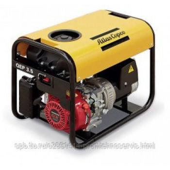 Бензиновый генератор Atlas Copco QEP 3