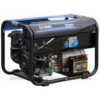 Бензиновый генератор SDMO TECHNIC 6500 E M с АВР