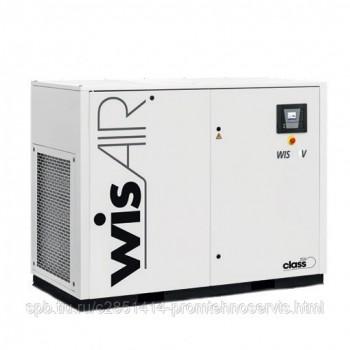 Безмасляный компрессор Ceccato WIS 40T 7,5 + осушитель