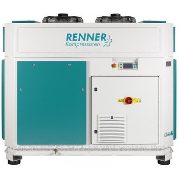 Винтовой безмасляный компрессор RENNER RSW 22 D