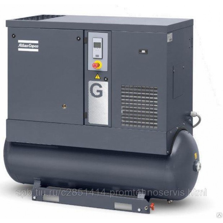 Винтовой компрессор Atlas Copco G11 13FF (270)