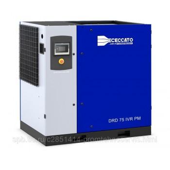 Винтовой электрический компрессор Ceccato DRD 60 IVR PM