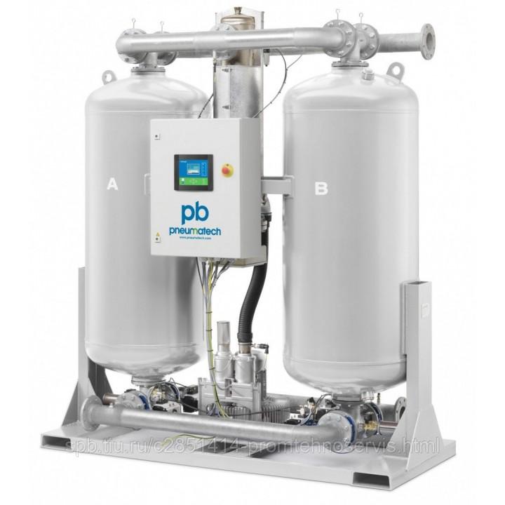 Адсорбционный осушитель Pneumatech PB 1020 S