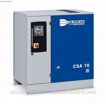 Винтовой компрессор Ceccato CSA 5.5/10 400/50 G2