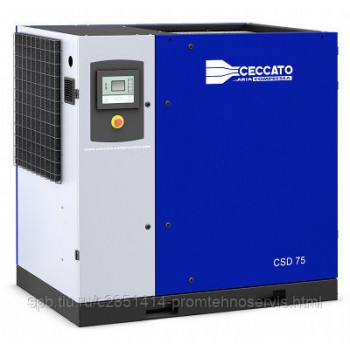 Винтовой компрессор Ceccato CSD 75 A 10 CE 400 50