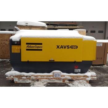 Дизельный компрессор Atlas Copco XAVS166