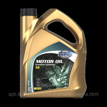 Масло моторное 5W-20 MPM Premium Synthetic EcoBoost