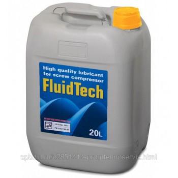 Компрессорное масло FLUIDTECH 20 л