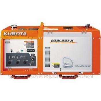 Дизельный генератор Kubota GL 9000 с АВР