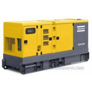 Дизельный генератор Atlas Copco QAS 250