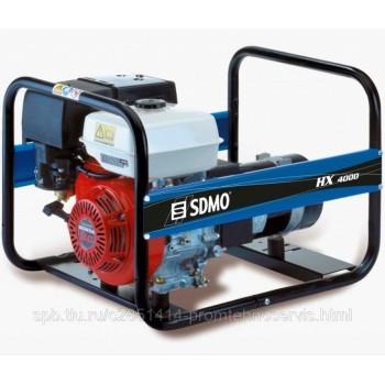 Бензиновый генератор SDMO HX 4000-C