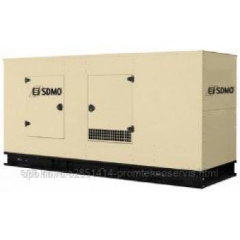 Газовый генератор SDMO GZ125-IV с АВР