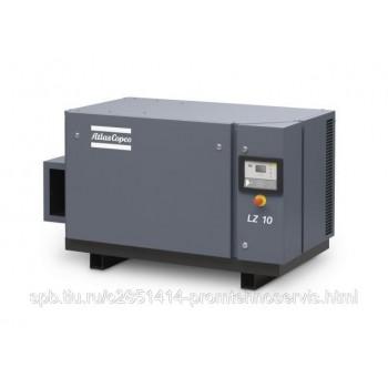 Поршневой безмасляный компрессор Atlas Copco LZ 7-10 BM