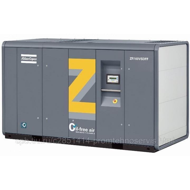 Зубчатый компрессор Atlas Copco ZT 250 VSD - 8.6 бар