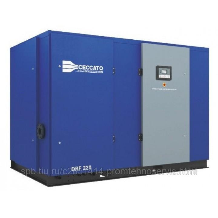 Винтовой электрический компрессор Ceccato DRF 220/7