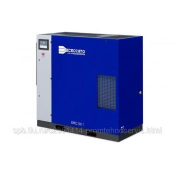 Винтовой электрический компрессор Ceccato DRC 60/7,5