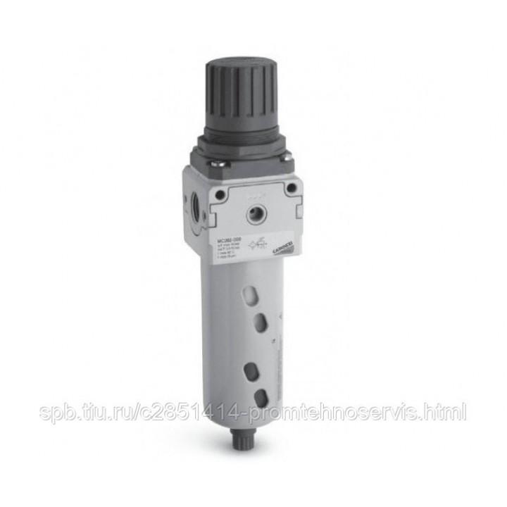 Фильтр-регулятор 1/4 Camozzi МС104-D00 (25 мкм)