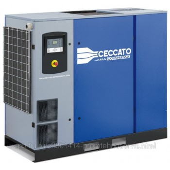 Винтовой компрессор Ceccato DRB 40/7,5 D CE 400 50