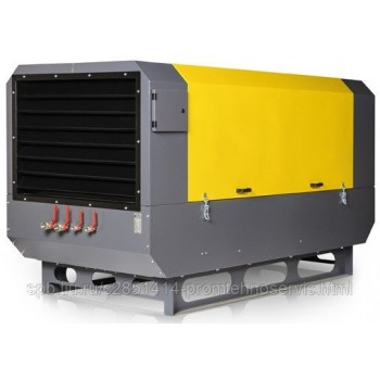 Передвижной компрессор Comprag DACS 10S DRY