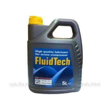 Компрессорное масло FLUIDTECH 5 л