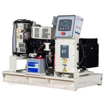 Дизельный генератор Hertz HG 15 MC с АВР
