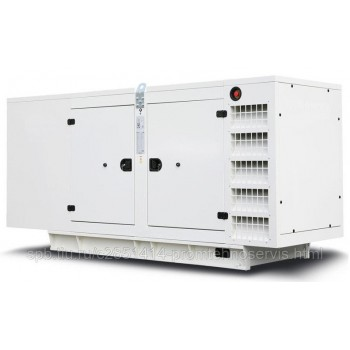 Дизельный генератор Hertz HG 15 MC в кожухе