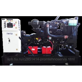 Дизельный генератор Hertz HG 110 CC
