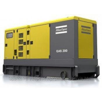 Дизельный генератор Atlas Copco QAS 200 с АВР