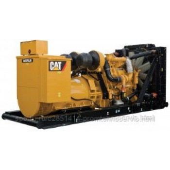 Дизельный генератор Caterpillar 3406 с АВР