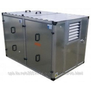 Дизельный генератор Fubag DS 15000 DA ES в контейнере с АВР