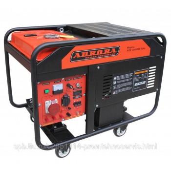 Бензиновый генератор Aurora AGE 12500DSX DUAL