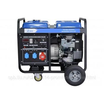 Бензиновый генератор ТСС SGG 10000EH3 с АВР