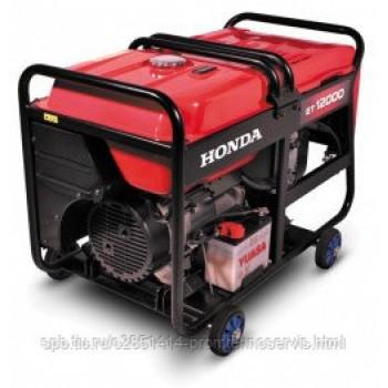Бензиновый генератор Honda ET12000 с АВР