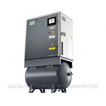 Винтовые компрессоры Atlas Copco GA15 VSD 13P без N/СЕ/TM(270)