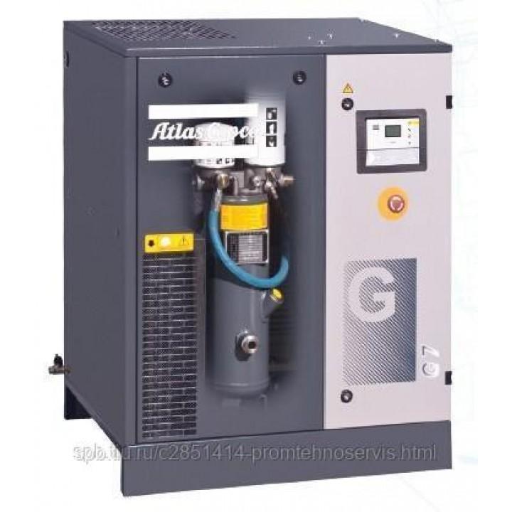 Винтовой компрессор Atlas Copco G7 13FF
