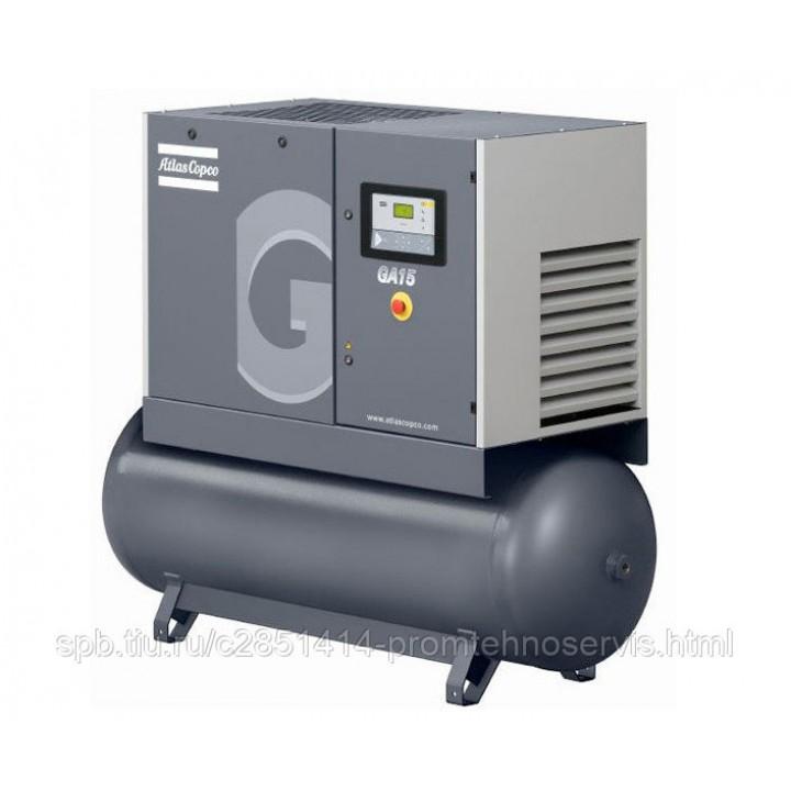 Винтовой компрессор Atlas Copco GA26 13FF (Mk5 St) СЕ/TM(500)