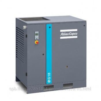Винтовой компрессор Atlas Copco G 18 7.5 P