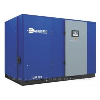 Винтовой электрический компрессор Ceccato DRF 180/7