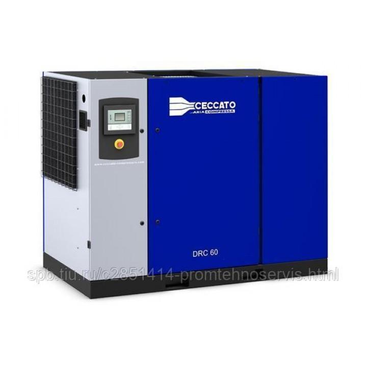 Винтовой электрический компрессор Ceccato DRC 60/13 DRY