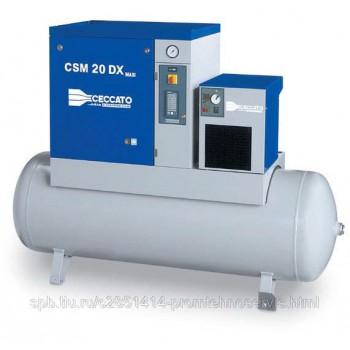 Винтовой компрессор Ceccato CSM 10 13 DX 500L