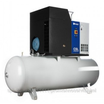 Винтовой компрессор Ceccato CSL C 20 13 400/50 500L