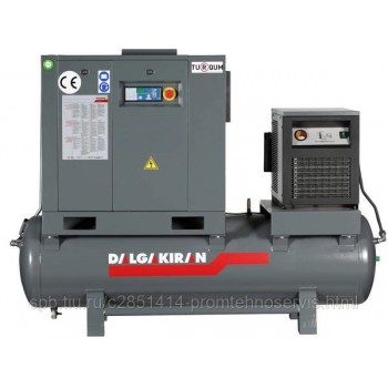 Винтовой компрессор DALGAKIRAN Tidy 10-13 500L Compact