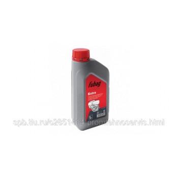 Компрессорное масло Fubag Extra (SAE 10W40) 1 литр